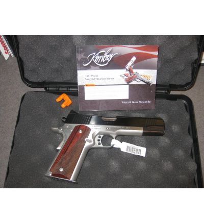 Kimber Custom Carry II, 2-tone, 45ACP, Serial #K508397