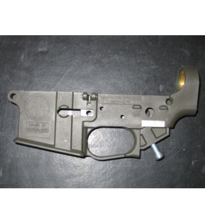 Tennessee Arms Co., AR15 lower, Rifle Green