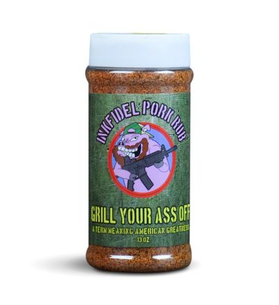 Infidel Pork Rub
