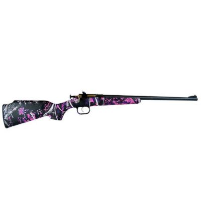 CRICKETT 22LR BL/MUDDY GIRL
