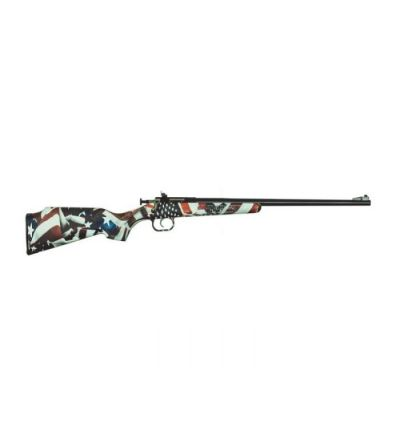 CRICKETT 22LR ONE NATION BL