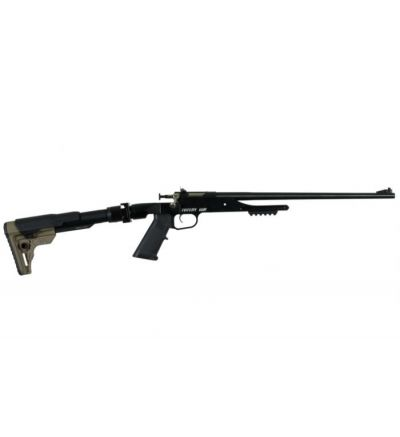 CRICKETT 6061 22LR BLK ALLOY