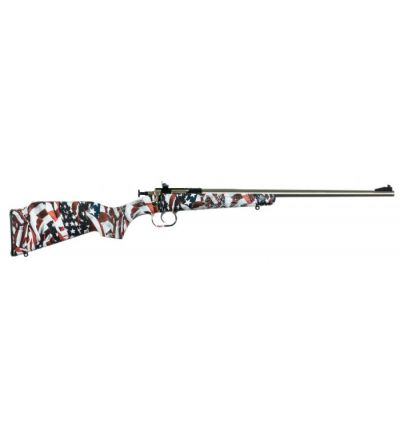 CRICKETT 22LR ONE NATION SS