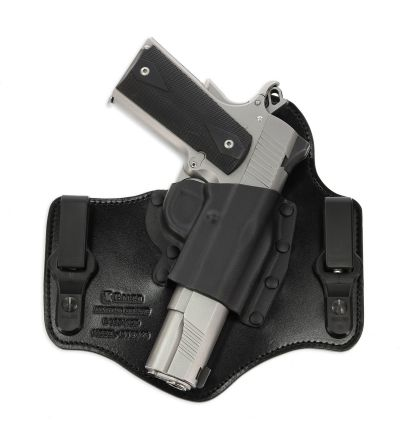 Galco KingTuk IWB Leather Holster - Right Hand, Black Sig-Sauer P220/P226/P229