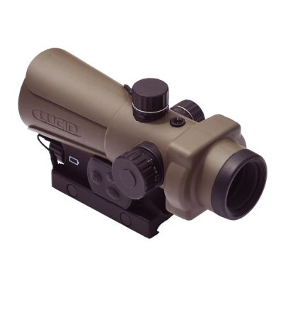 Lucid Optics HD7 Red Dot Gen III - FDE