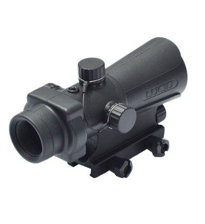 Lucid Optics HD7 Red Dot Gen III - Black