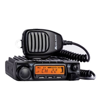 Midland Radio MXT400 MicroMobile® Two Way Radio
