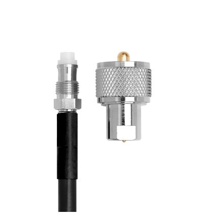 Midland Radio MXTA24 – 6-Meter Low Profile Antenna Cable
