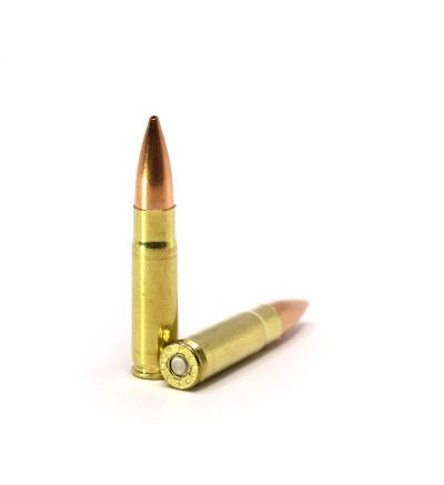 Grind Hard Ammo .300 BLK 125GR SMK HP - 20 Rounds
