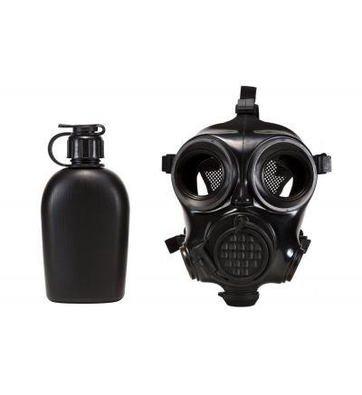 Gas Mask CM-7M CBRN Military Grade Full Face and Drinking System