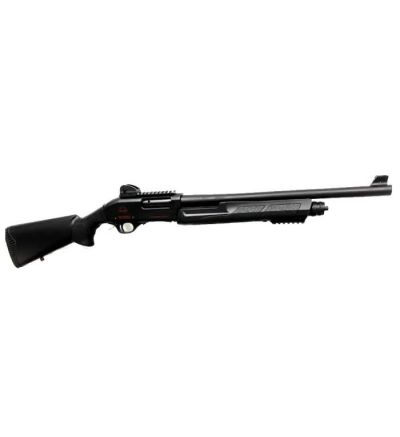 Black Aces Tactical Pro Series X Pump Action Shotgun - Black | 12ga | 18.5