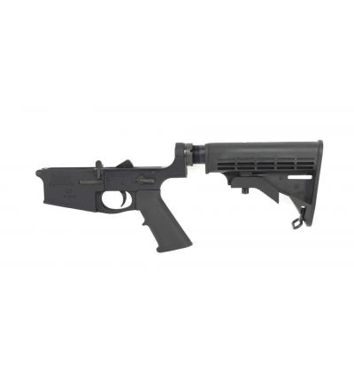 PSA PA-10 AR-15 Complete Lower, .308 with Geissele ACT trigger, Serial #PA0002010, PA0002011, PA0002012, PA0002017