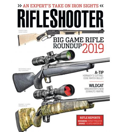 Peterson's Rifleshooter Magazine