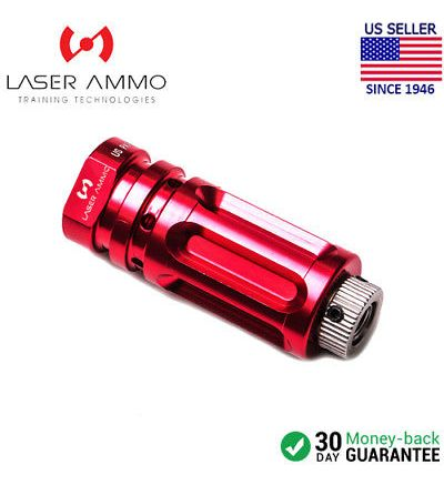 Laser Ammo Flash Airsoft Rifle Adapter Counter Clockwise (CCW) Threading