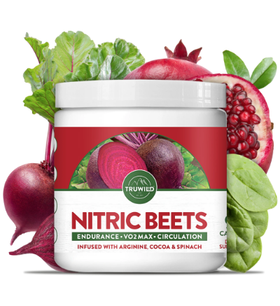 TRUWILD BEETS NITRIC OXIDE ACTIVATING PRE WORKOUT (90 CAPSULES)