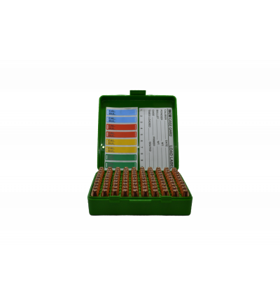 Brass Feed 9mm XTP 115 Grain 100 Rounds