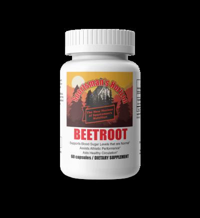 Sportsman's Horizon Beet Root