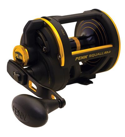 SQUALL LEVER DRAG REEL 60