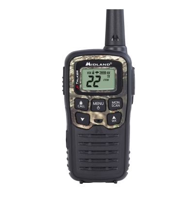 Midland T55VP3 X-TALKER® Walkie Talkie