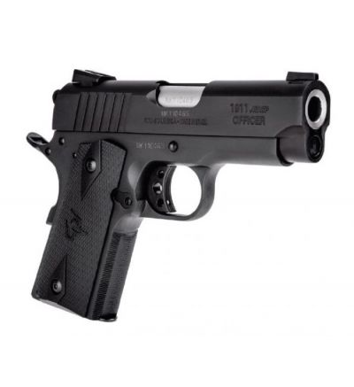 1911 OFFICER 45ACP BLK 3.5 AS