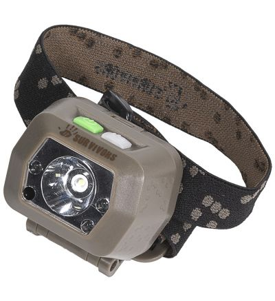 12 Survivors Ignite-110 Headlamp