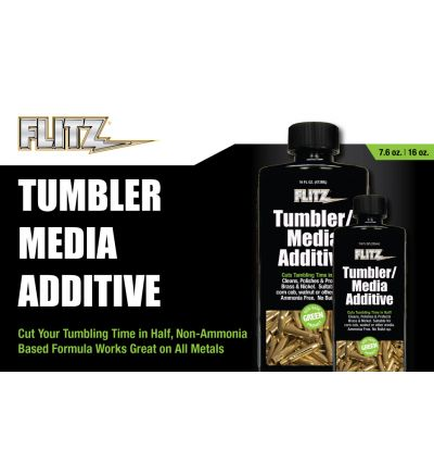 FLITZ Tumbler Media Additive 16oz/473ml
