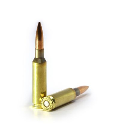 Grind Hard Ammo 6.5 Creedmoor 122GR Chaos Hunting - 20 Rounds