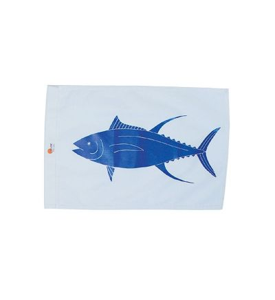 YELLOWFIN TUNA / AHI SUNDOT MARINE CAPTURE FLAG