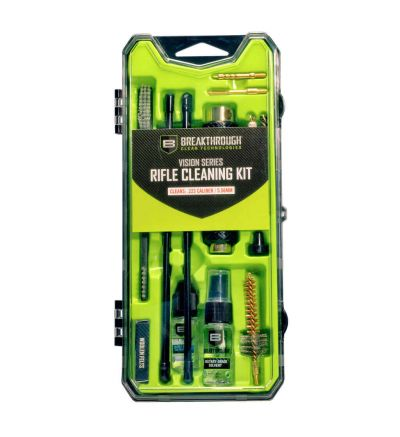Vision Series Rifle Cleaning Kit- AR-15 / .223Cal / 5.56mm