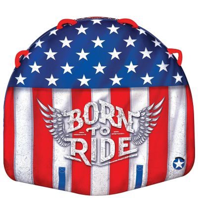WOW Watersports Born to Ride Towable - 2 Person